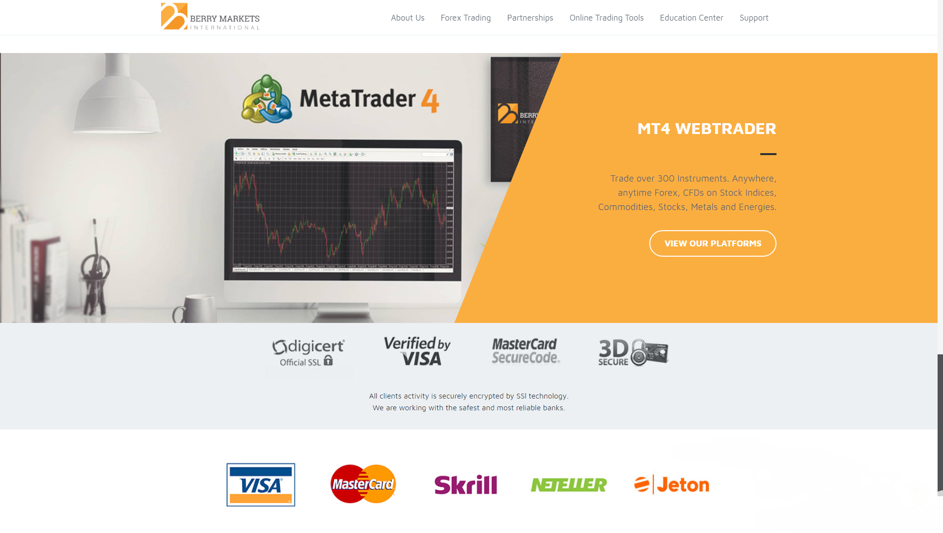 berry markets metatrader