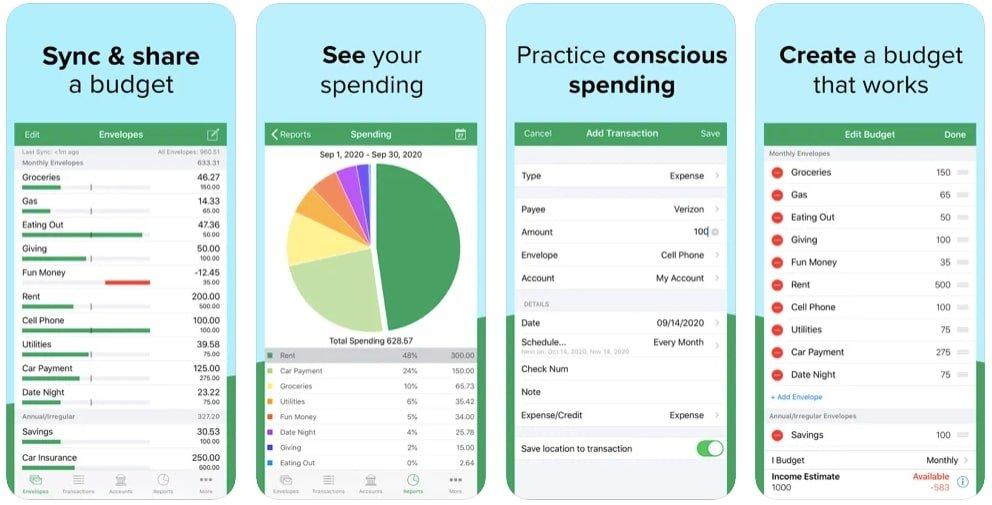 Goodbudget Budgeting App