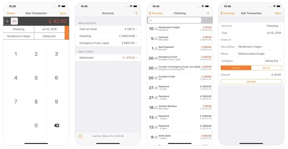 Moneydance Budgeting App
