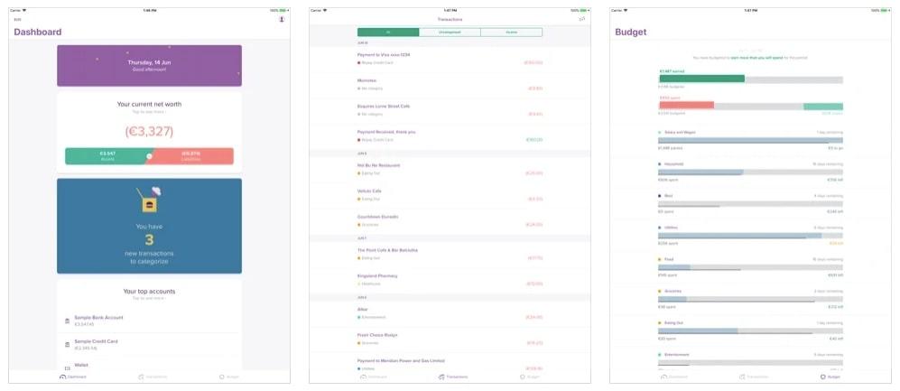 PocketSmith Budgeting App