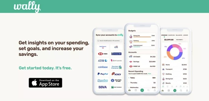 Wally Budgeting App